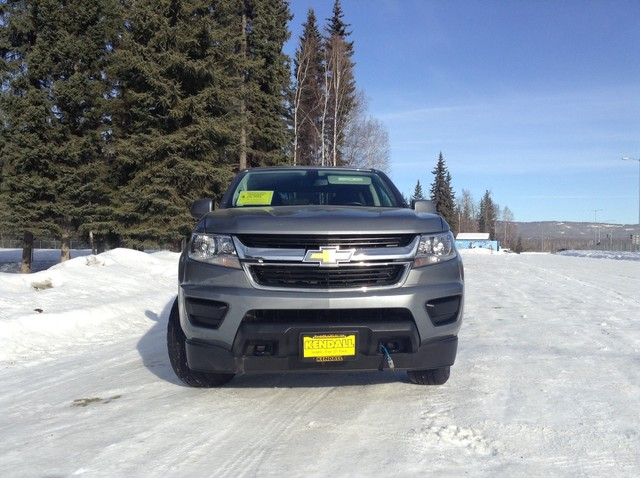 Pre-Owned 2018 Chevrolet Colorado 4WD LT Four Wheel Drive Pickup Truck