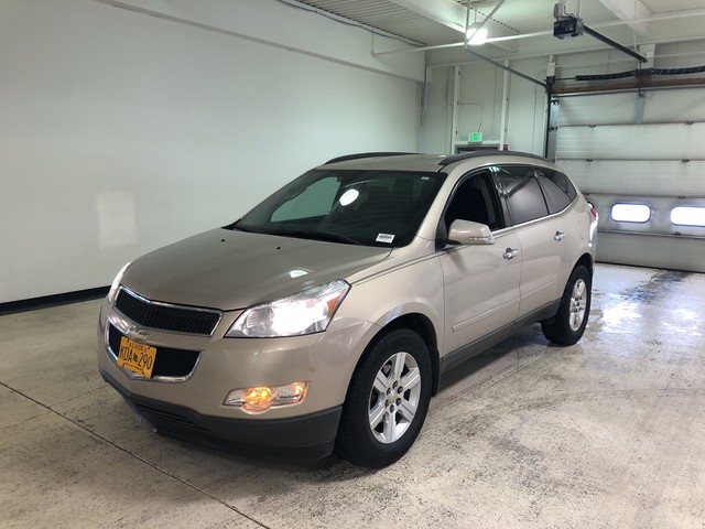 Pre-Owned 2012 Chevrolet Traverse LT w/2LT