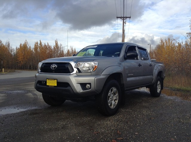 Pre Owned 2014 Toyota Tacoma SR5