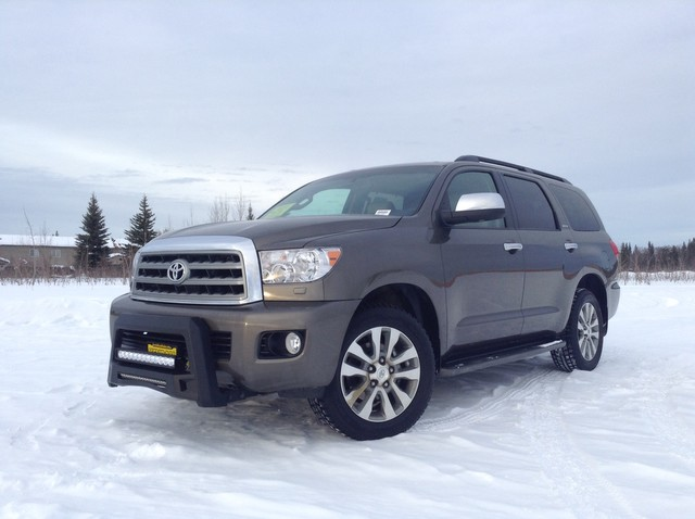Certified Pre-Owned 2017 Toyota Sequoia LTD