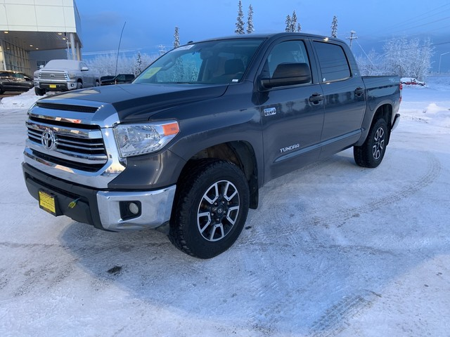 Pre Owned 2016 Toyota Tundra 4wd Truck Sr5