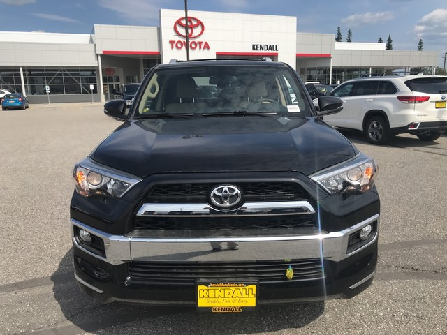 New 2019 Toyota 4Runner Limited Four Wheel Drive SUV