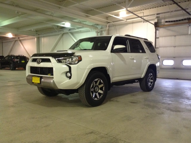 Toyota 4Runner Off Road >> New 2019 Toyota 4runner Trd Off Road Four Wheel Drive Suv