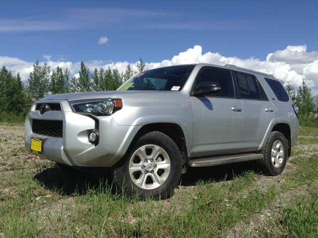 Certified Pre-Owned 2015 Toyota 4Runner SP