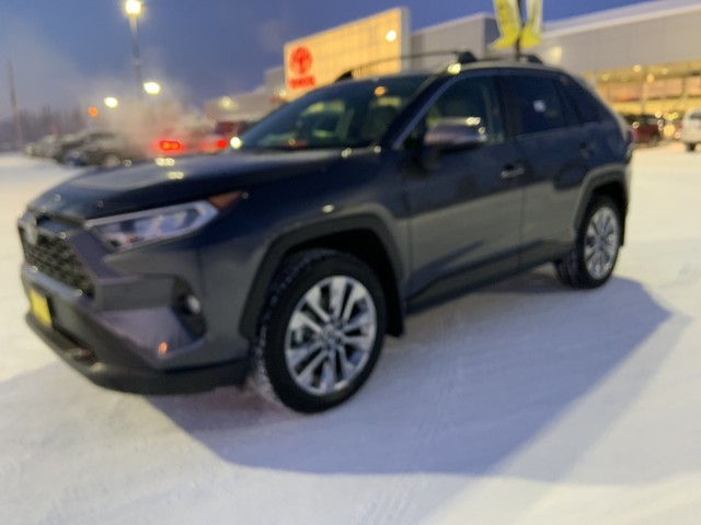 New 2019 Toyota Rav4 Xle Premium Suv In Fairbanks Qt6089 Kendall