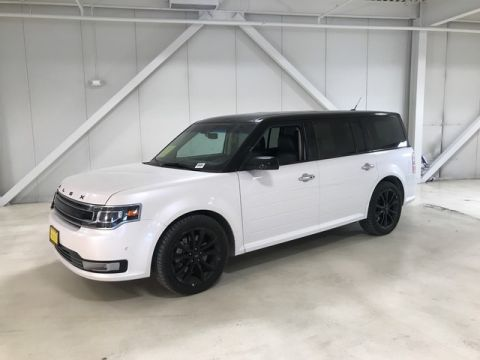 Pre-Owned 2017 Ford Flex Limited EcoBoost