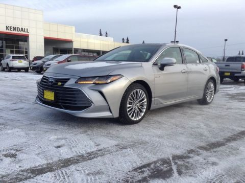 New 2019 Toyota Avalon Hybrid 4DR Sedan Limited