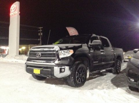 Pre-Owned 2015 Toyota Tundra 4WD Truck TRD Offroad