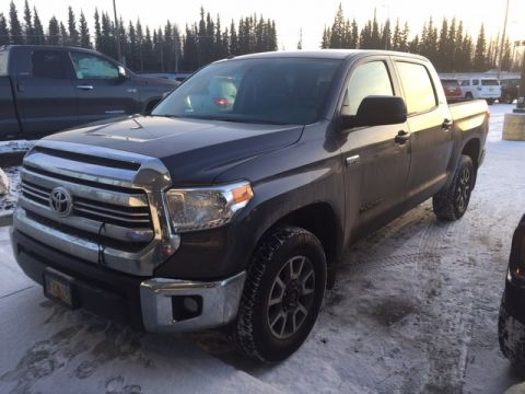 Pre-Owned 2016 Toyota Tundra 4WD Truck TRD OFF-ROAD