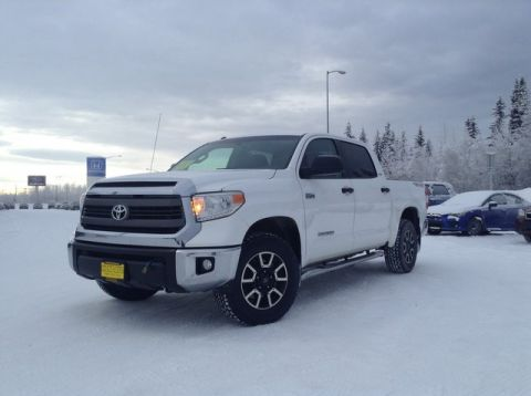 Pre-Owned 2014 Toyota Tundra 4WD Truck TRD Off Road